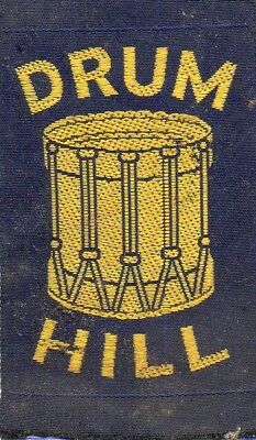 DRUM HILL Scout District Badge