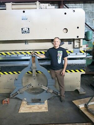"Very Large Lathe Steady Rest 47"" or Larger -All Welded Steel"