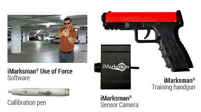 iMarksman Firearm Laser Simulator for NRA USCCA CCW Trainers