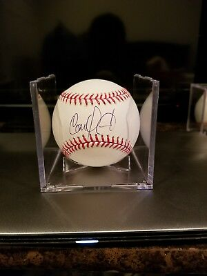 Carlos Gonzalez autograph tristar authenticated