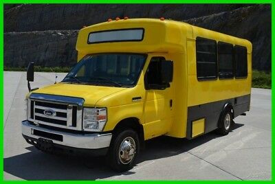 2010 Ford E-450 14 Passenger Party Shuttle - Low Reserve!