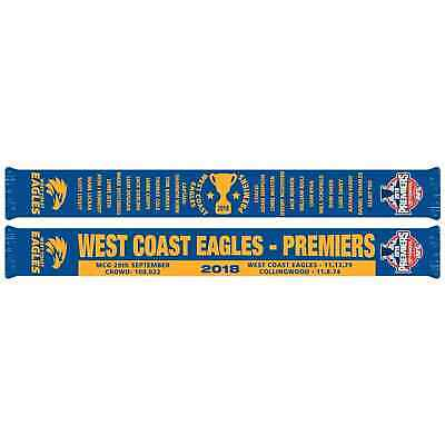 2017 Richmond Tigers Premiers Premiership Scarf In stock now