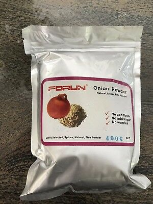 FORUN Natural White Onion Powder 400g