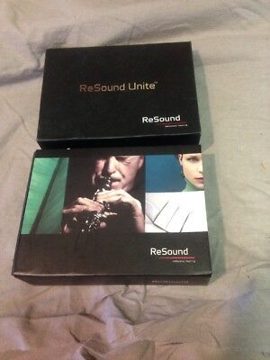 Resound Hearing Aid New In Box $5K New