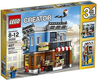 Lego - Creator - 31050 - Le Comptoir Deli - Neuf Et Scellé - New And Sealed