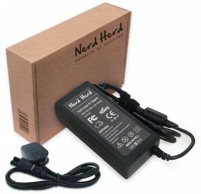Nerd Herd Premium Laptop Charger for Medion MD MD96483 MD96494 MD96495 MD96497