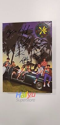 """EXO """"The War"""" : Autographed[Signed] Promo CD -Comment"""