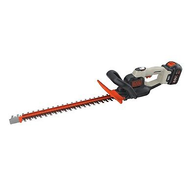 "BLACK+DECKER LHT360C 24"" 60V Max Power Cut Hedge Trimmer"