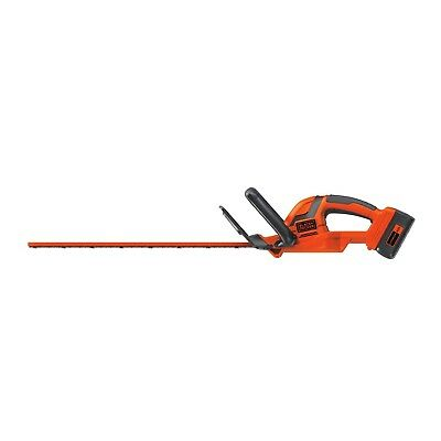 BLACK+DECKER LHT2240C 40V Max 22-Inch Hedge Trimmer