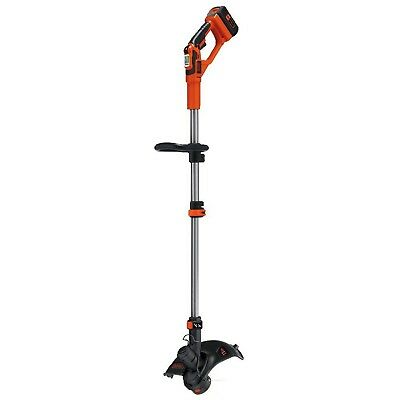 BLACK + DECKER LST136 40 Volt MAX* Lithium Ion String Trimmer