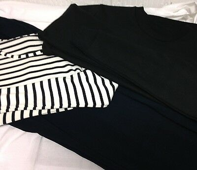 Ladies Bundle 1 Sweater 1 log sleeve top 1 joggers all size 14