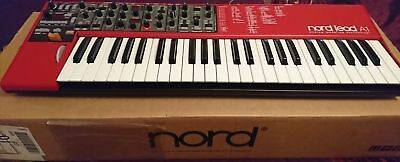 2 days SPECIAL PRICE : Nord Lead A1 with ORIGINAL BOX