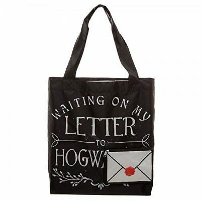 Harry potter Sac shopping officiel sac letter to Hogwarts bag HP tote bag