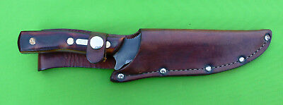 "Schrade USA 15OT ""Deerslayer"" Fixed Blade Knife Sheath"