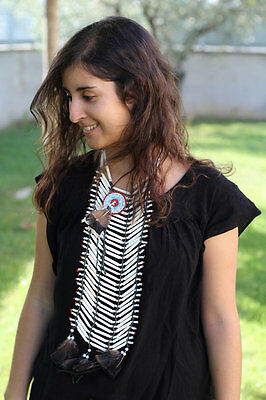 N421-prix reduit ! -Colliers OS handmade / collier