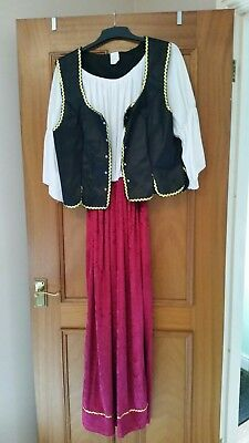 Tudor Outfit. One Size
