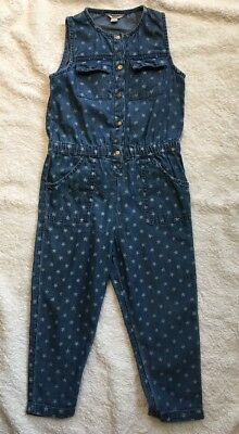 GIRLS RIVER ISLAND MINI JUMPSUIT/PLAYSUIT (great With Long sleeve Too) 2-3 Years