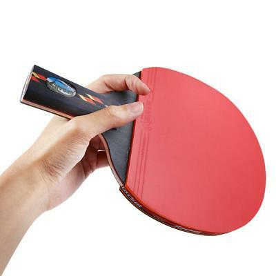 Table Tennis Racket Ping Pong Butterfly Carbon Blade Stiga Rubber Professional