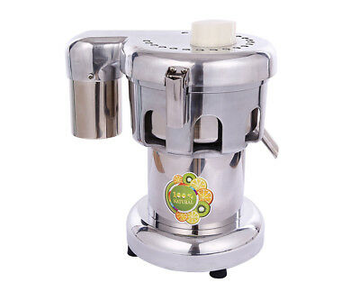 Commercial Electric Juicer Machine Stainless Steel Juice Extractor 220V
