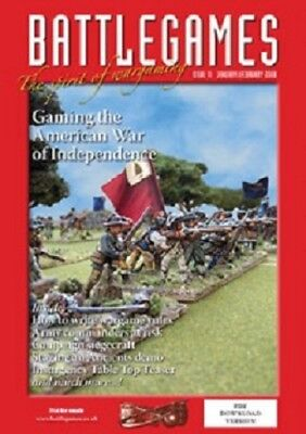 Battlegames - Issue 11 - Jan/feb 2008 - Gaming The American War Of Independence