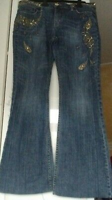 Ladies Stunning Oasis Jeans. Size 16. New!