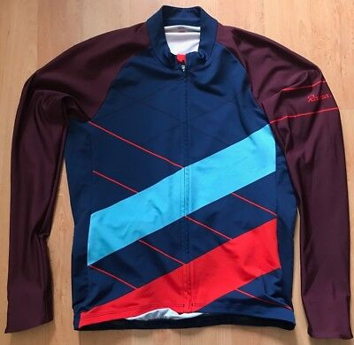 Rapha Super Cross CX Cyclocross Long Sleeve Jersey Large