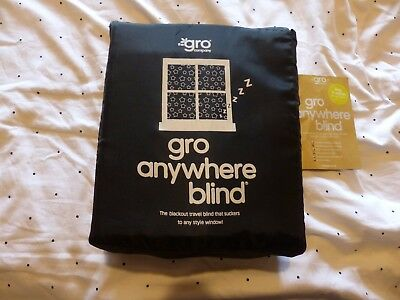 Gro Blind - The Gro Company Gro Anywhere Blackout Blind New with Tags