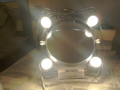 Revlon magnifying light-up mirror