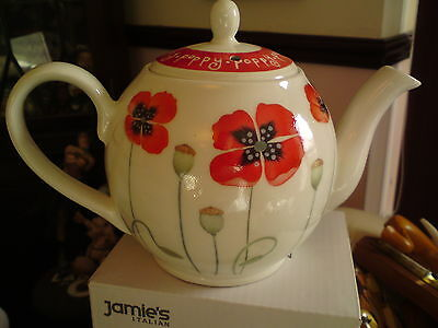 Vintage Arthur Wood Small Poppy Teapot, Used, Rare, Free-Mailing.reduced.