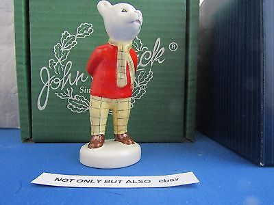 Rupert  from Rupert and his Friends 1981 Excellent and boxed Beswick England