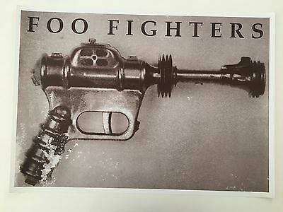 FOO FIGHTERS, 2000's POSTER