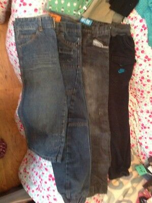 Boys Jeans & Tops Bundle Age 10-11 Years