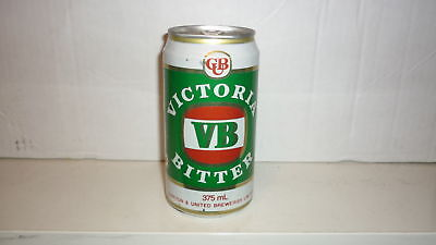 OLD AUSTRALIAN BEER CAN, 1980s VICTORIA BITTER BEER 375ml, 1988 CATTLE DRIVE