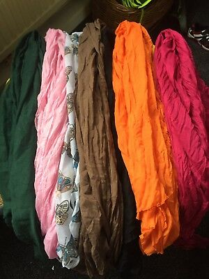 Job Lot Scarves