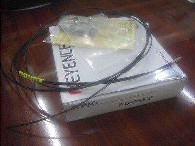 Keyence Fu-35Fz Fiber Optic Sensor New