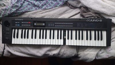 Roland Alpha Juno 2 Analogue Synth/Keyboard