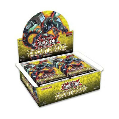 Yu-Gi-Oh Circuit Break Booster box (24 Packs)
