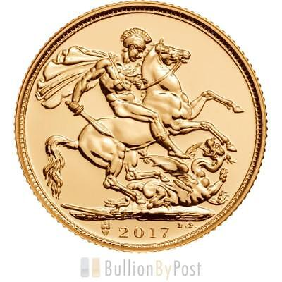 2017 Gold Full Sovereign