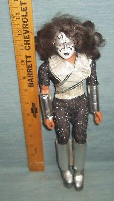 Vintage Mego KISS Ace Frehley Muscle Version Doll Figure Original Outfit 1978 NR