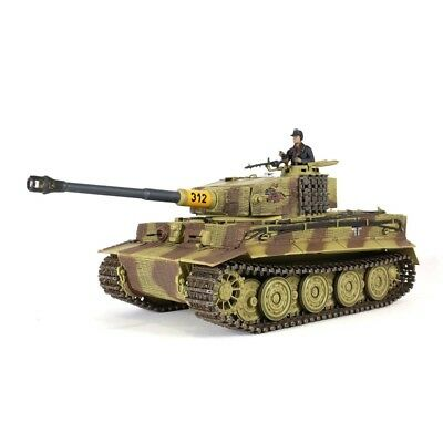RC Panzer 1:24 Forces of Valor PzKpfw VI - Tiger mit IR-Gefechtssystem 2.4 GHz