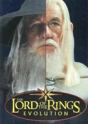 Lord of the Rings Evolution Base Card Set 72 Cards