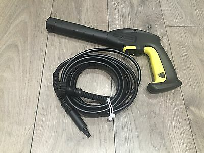 Original Genuine Karcher Gun and 4m Hose Replacement K2 & Others BRAND NEW