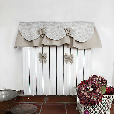Copritermosifone Magnetico Shabby Chic Lady Rose Terza Variante Angelica Home &
