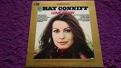 Ray Conniff And The Singers – Love Story , Vinyl, LP, 1973 , Spain , Q 64294