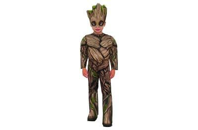 Guardians Galaxy 2 GOTG Licensed Toddler BABY GROOT Complete COSTUME Sz 3T-4T