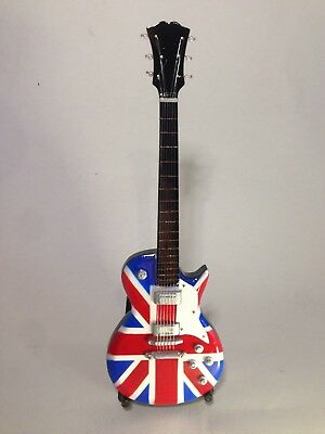 Guitar Ornament Union Jack Gibson