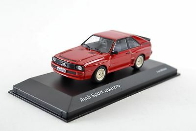 """Audi Sport Quattro, TORNADOROT, 1: 43'' Limited to 500 Pieces """""""
