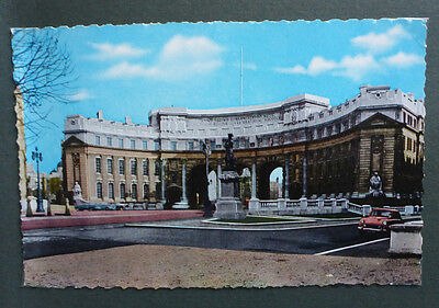 Vintage British Postcard - Admiralty Arch, London
