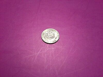 1893 One Shilling Coin GB