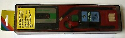 MAPES 30066 - TAPE RECORDER CLEANER SYSTEM - Kit pulizia MUSICASSETTE